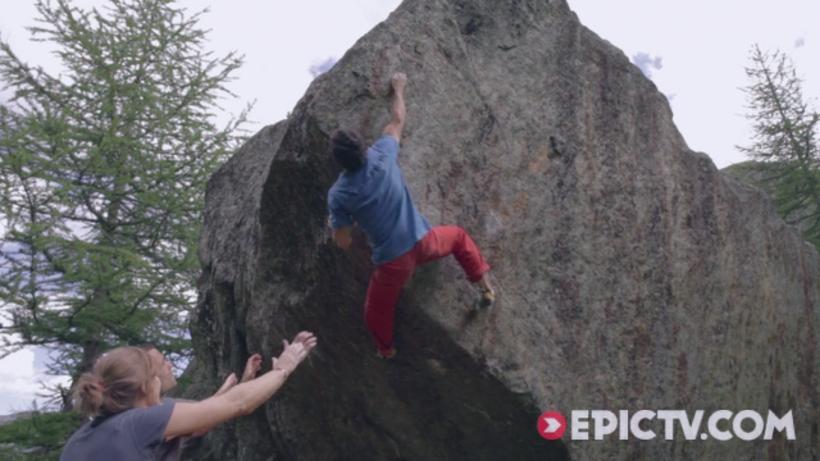 italian climbing files - epictv